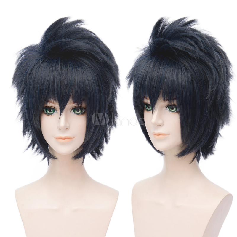 Final Fantasy Xv Brotherhood Noctis Lucis Caelum Cosplay Wig