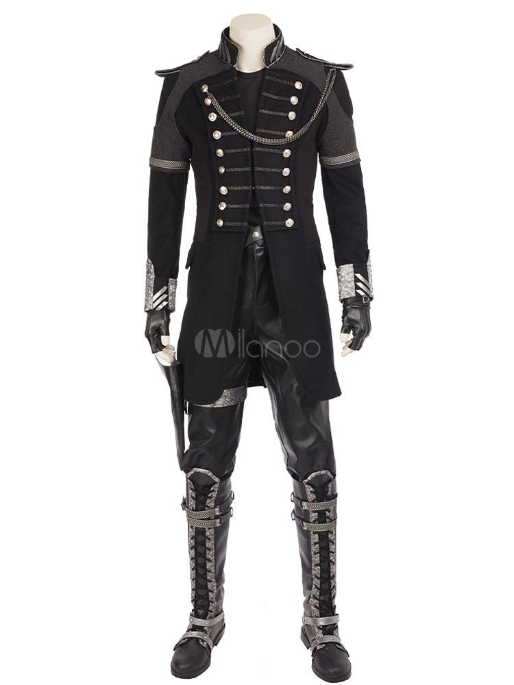 Kingsglaive Final Fantasy XVNyx Ulric Halloween Cosplay Costume Halloween