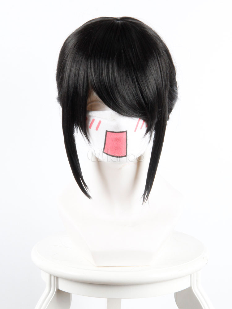 Your Name Mitsuha Miyamizu Ponytail Style Cosplay Wig Halloween