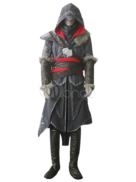 Inspired By Assassin's Creed Revelations Desmond Miles Halloween Cosplay Costume Halloween