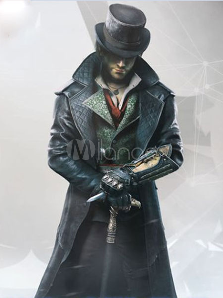 Inspired By Assassin's Creed Syndicate Jacob Frye Halloween Cosplay Costume Halloween