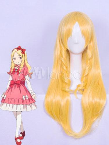 Buy Eromanga Sensei Yamada Elf Cosplay Wig Halloween for $28.99 in Milanoo store