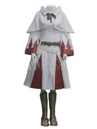 Final Fantasy XIV A Realm Reborn Halloween Cosplay Costume Halloween