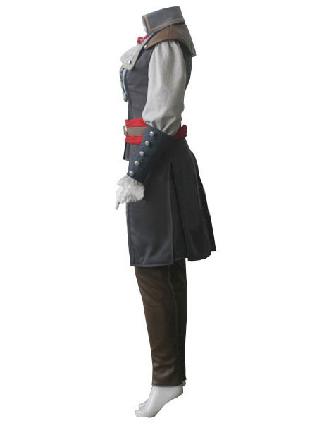 Inspired By Assassin S Creed Unity Elise Halloween Cosplay Costume