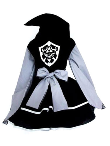The Legend Of Zelda Dark Link Link S Shadow Cosplay Kimono