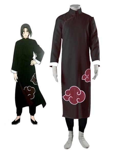 Naruto Uchiha Itachi Chinese Style Cosplay Costume Halloween