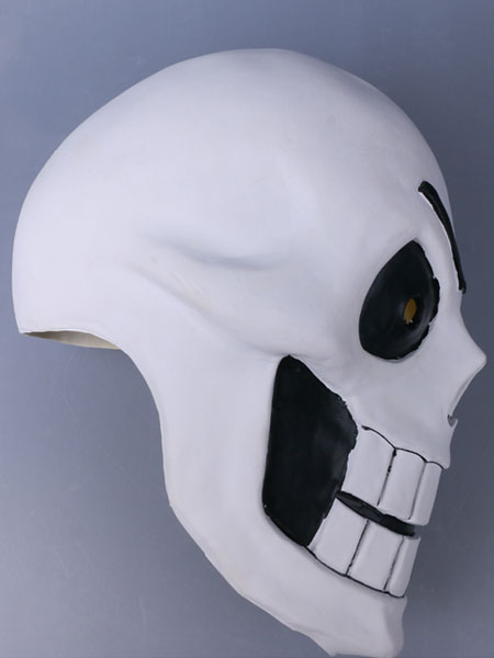 Undertale Sans Papyrus Halloween Cosplay Latex Mask