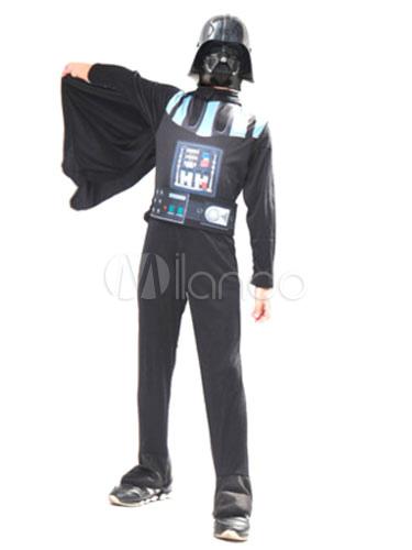 Disfraz de Halloween para niños Disfraz de bloque de color negro de ...