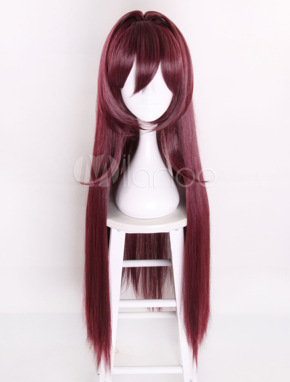 Fate Grand Order Fgo Scáthach Halloween Cosplay Wig Halloween