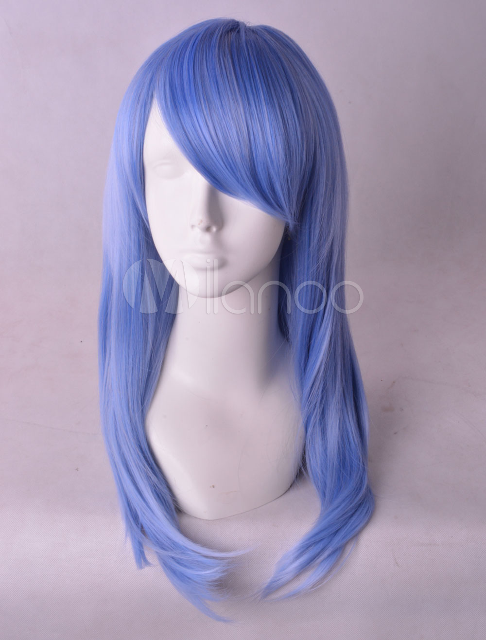 Harajuku Style Cosplay Wig Illusion Blue Wig Halloween