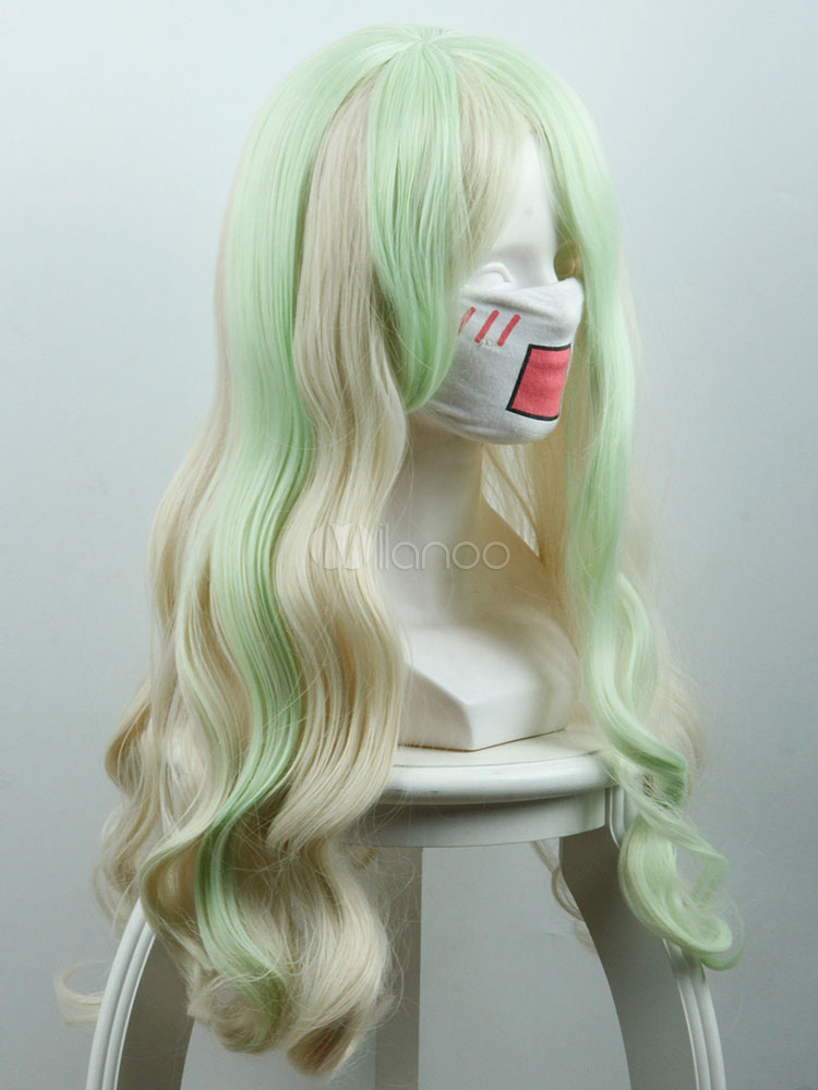 little witch academia diana cavendish cosplay wig