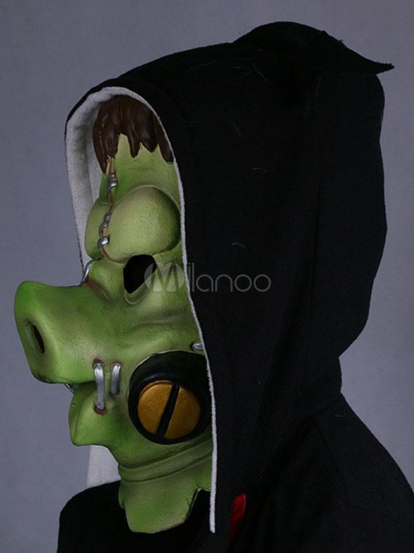 Overwatch Roadhog Mako Rutledge Halloween Cosplay Mask
