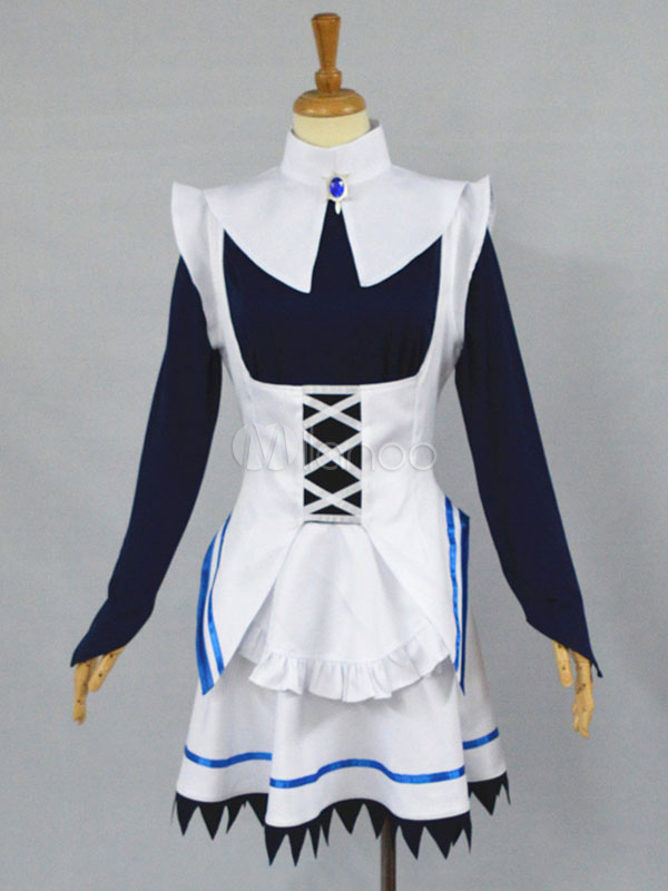 WorldEnd Chtholly Nota Seniorious Halloween Cosplay Costume Halloween