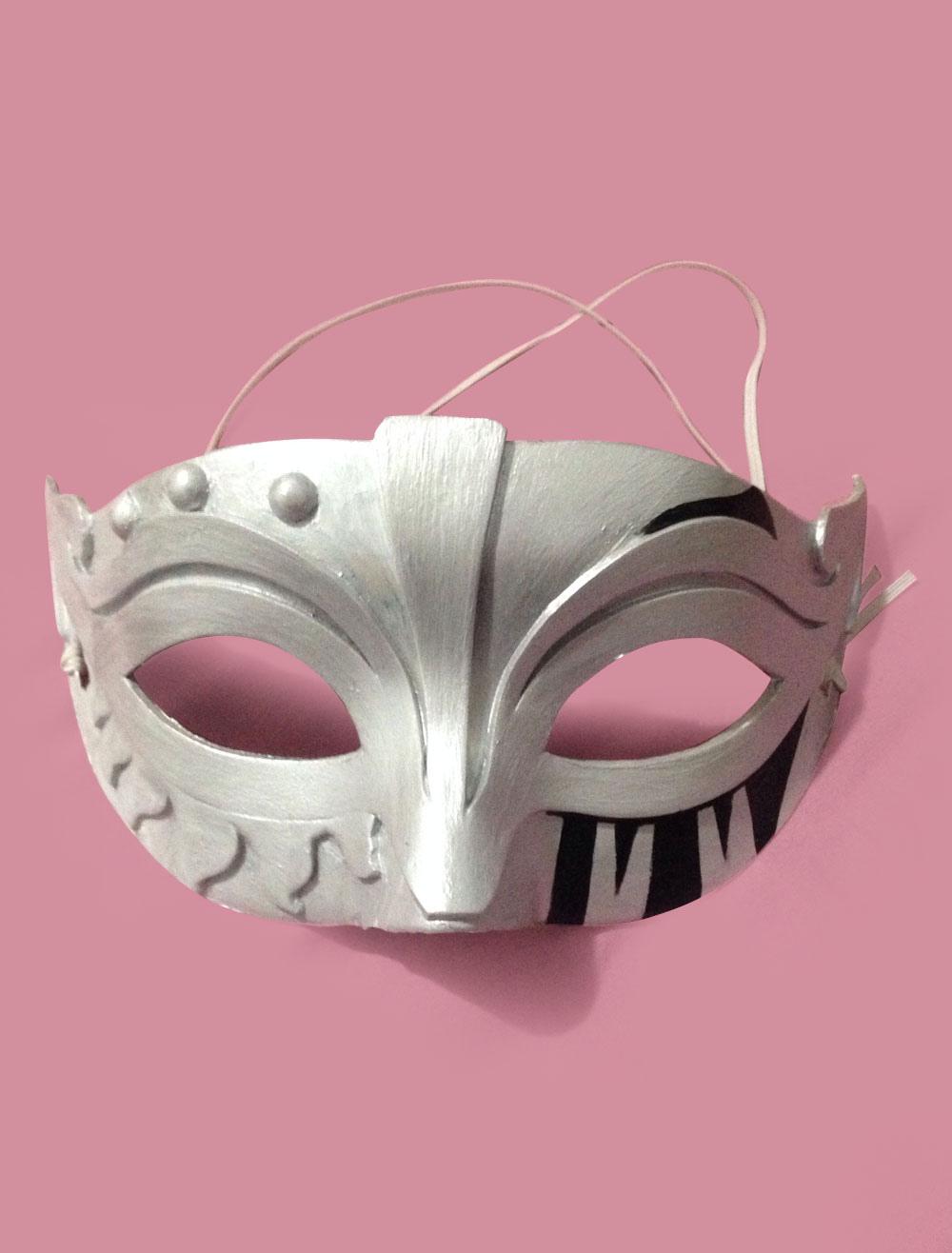 Buy D Gray Man Allen Walker Cosplay Mask Halloween for $19.99 in Milanoo store
