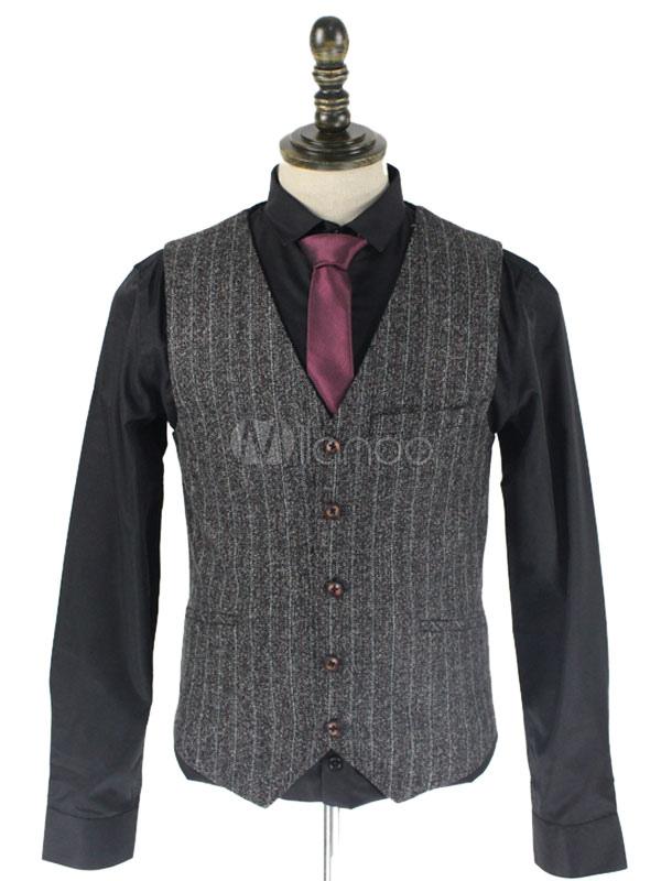 6365fee8773 Costume vintage pour homme aristocrate en fibre polyester en polyester de  fêtes pour adultes pour homme ...