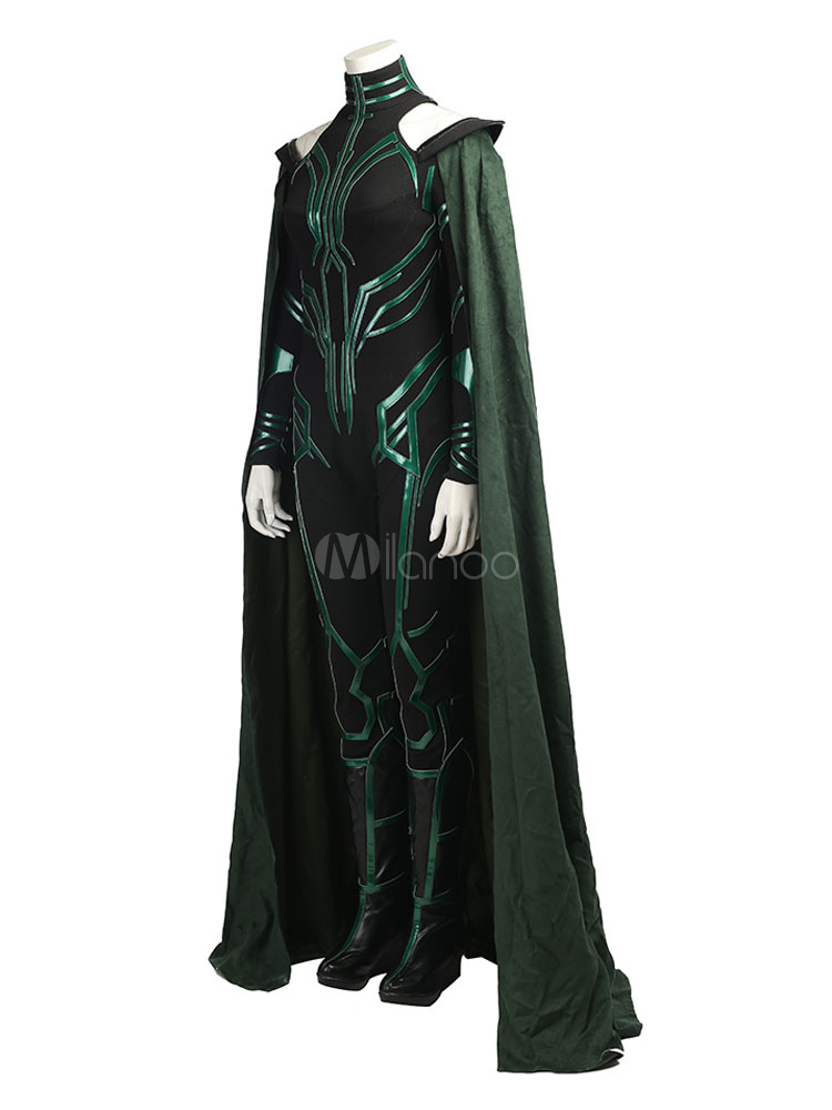 Thor Ragnar 246 K Hela Halloween Cosplay Costume A Version