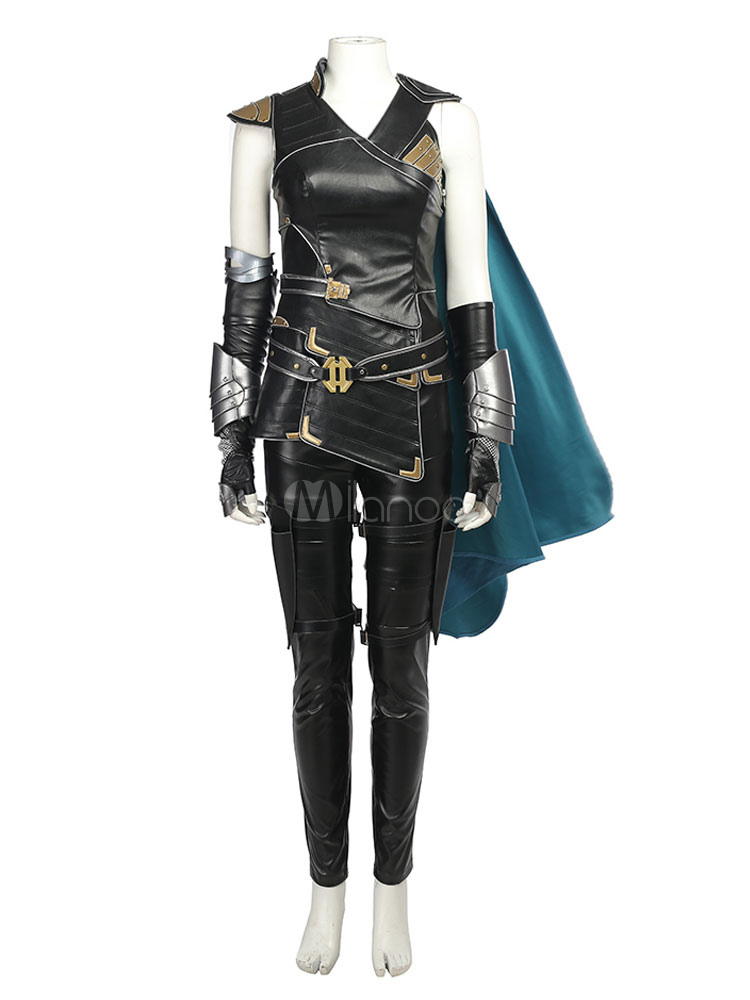 Thor Ragnarök Valkyrja Halloween Cosplay Costume
