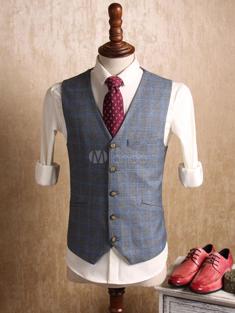 a85f6362761 ... Costume vintagede l'homme aristocrate en polyester en polyester de  fêtes pour adultes pour homme ...