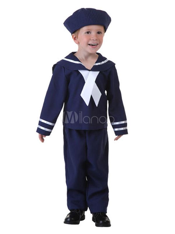 ... Costumi uomo per uomi per adulti top marina militare biancl Carnevale  set -No.4 ... ab515be845d8