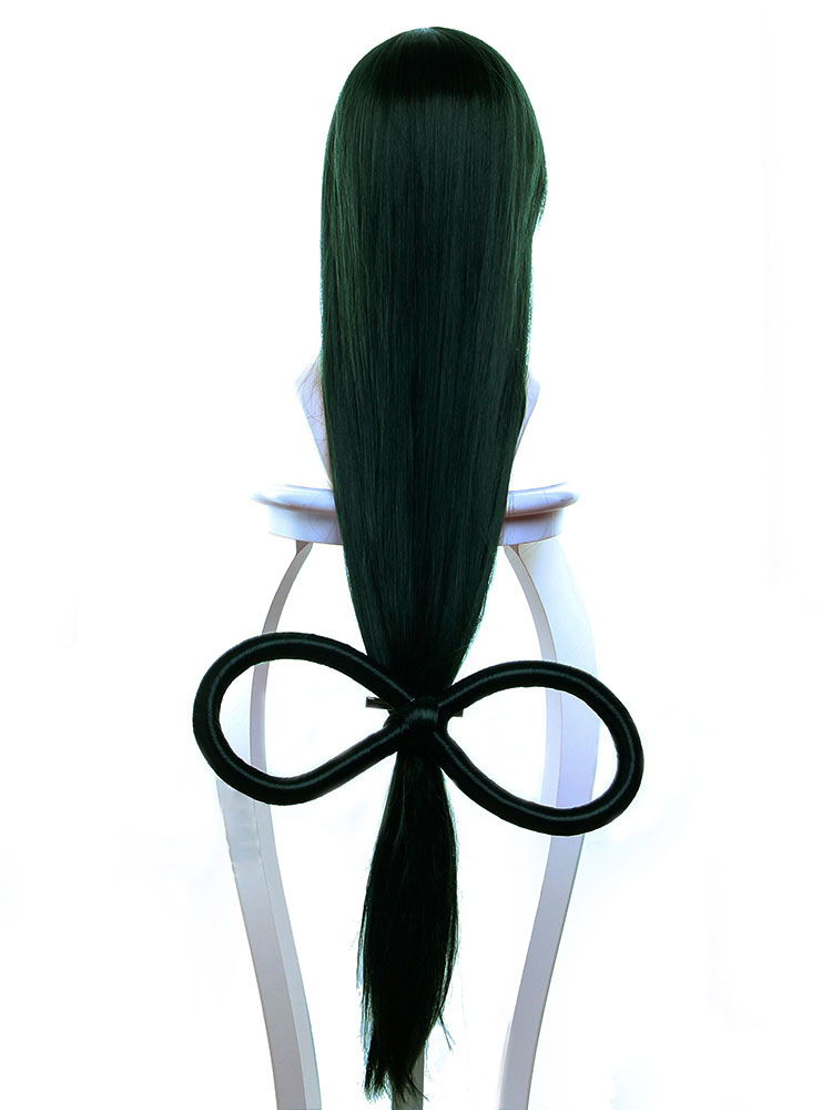 My Hero Academia Tsuyu Asui Froppy Halloween Cosplay Wig