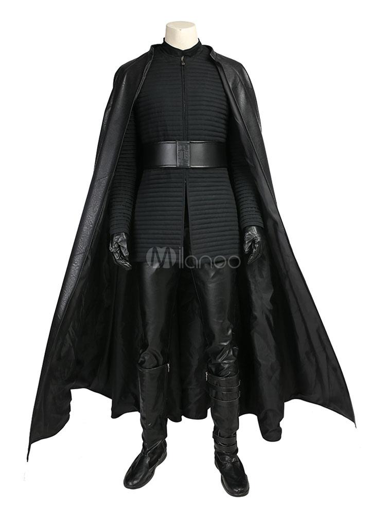 Star Wars 8 Kylo Ren Halloween Cosplay Costume - Cosplayshow.com
