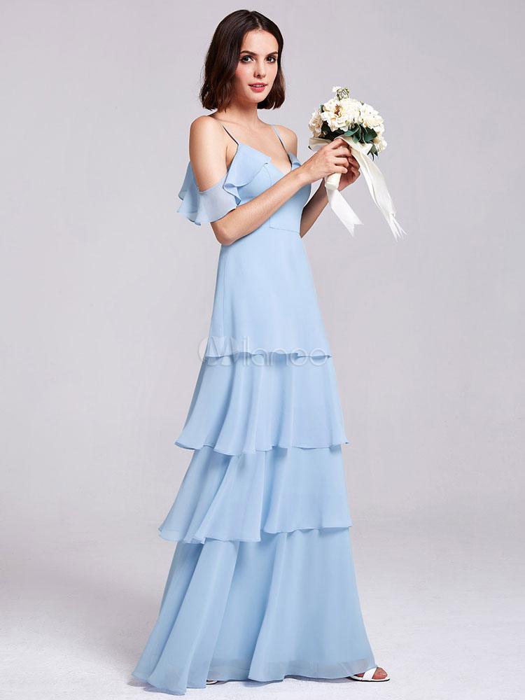 Robe demoiselle d 39 honneur f te de mariage fourreau for Robes de demoiselle d honneur mariage marine