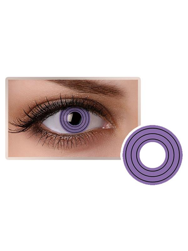 Buy Naruto Uchiha Madara Rinnegan Halloween Cosplay Contact Lenses for $10.11 in Milanoo store