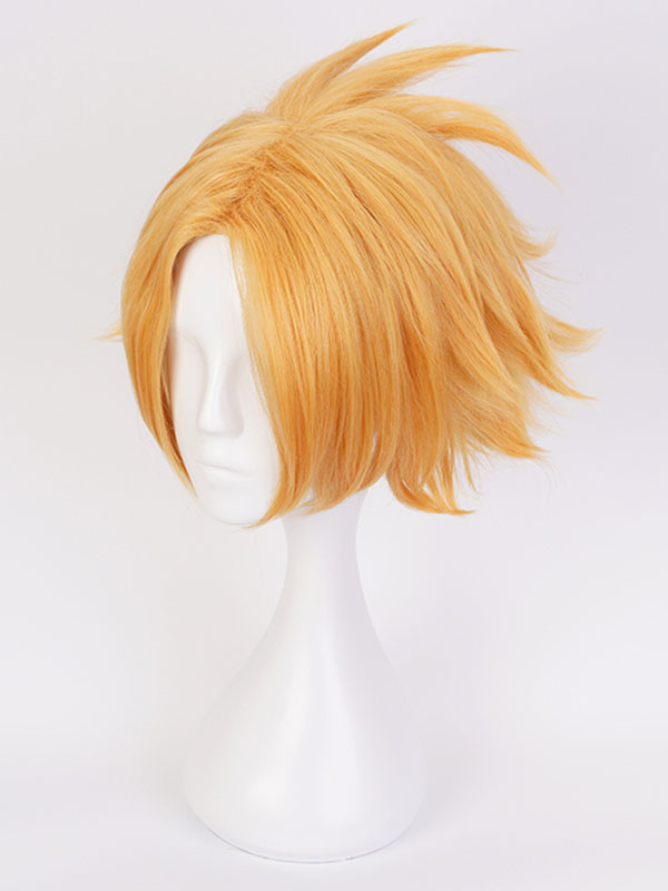 Boku No Hero Academia Bnha Kaminari Denki Chargebolt Cosplay Wig