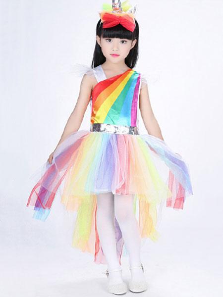 unicorno carnevale bambina  Costumi Cosplay Carnevale accessori per la testa set Unicorno ...