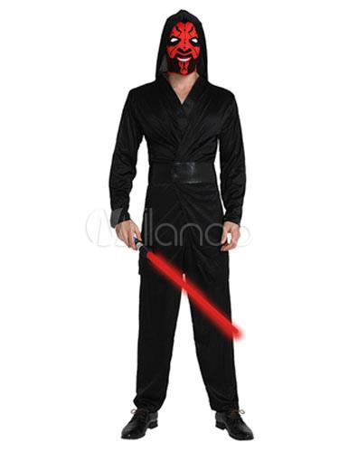 Vestido Star Wars para adultos Color liso estilo masculino para ...