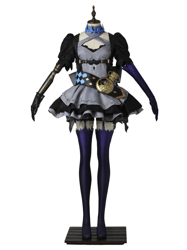 SINoALICE Alice Halloween Cosplay Costume