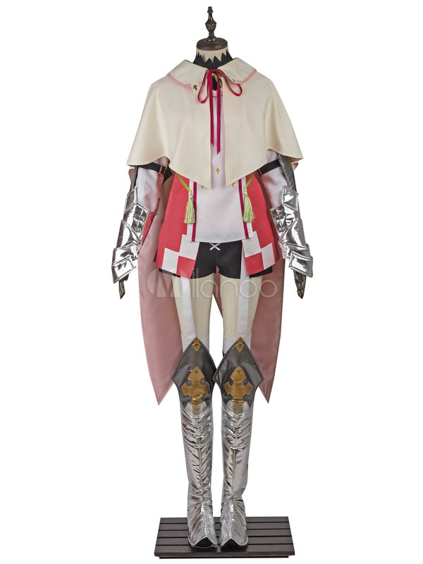 Buy Tales Of Zestiria The X Alisha Diphda Cosplay Costume for $195.99 in Milanoo store