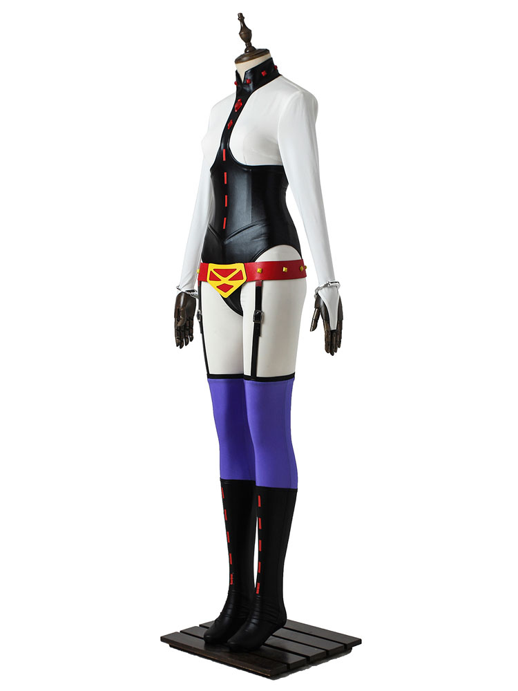My Hero Academia Midnight Halloween Cosplay Costume