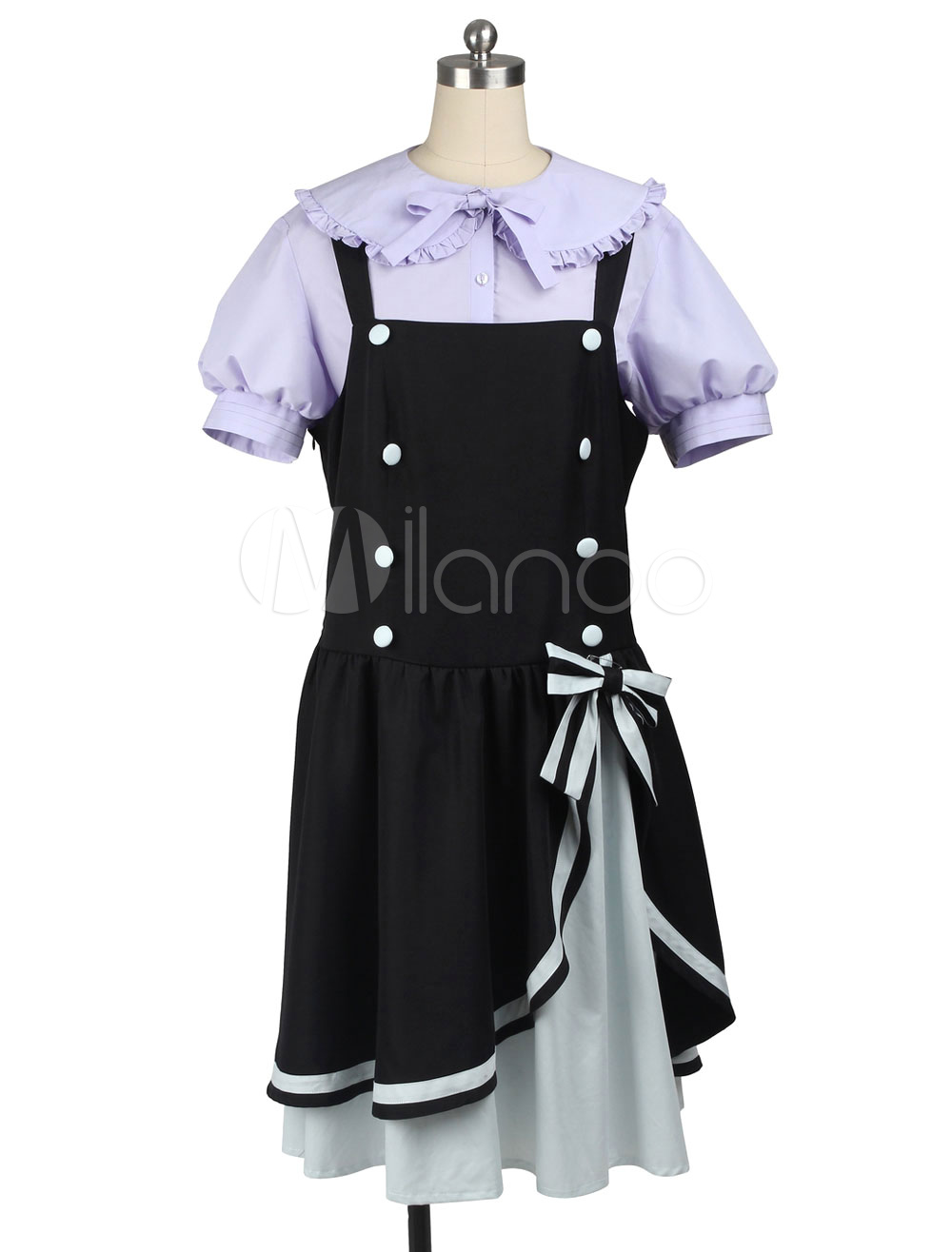 Buy Love, Chunibyo %26 Other Delusions! Rikka Takanashi Lolita Dress Cosplay Costume for $121.99 in Milanoo store