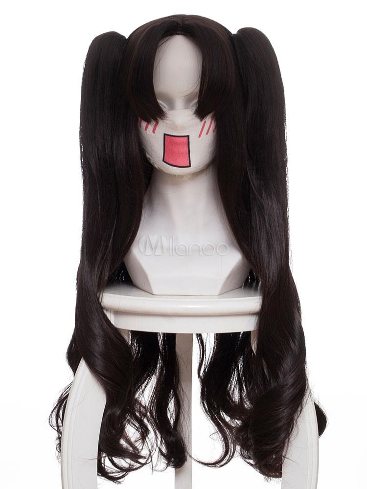 Fate Stay Night FGO Tosaka Rin Cosplay Wig
