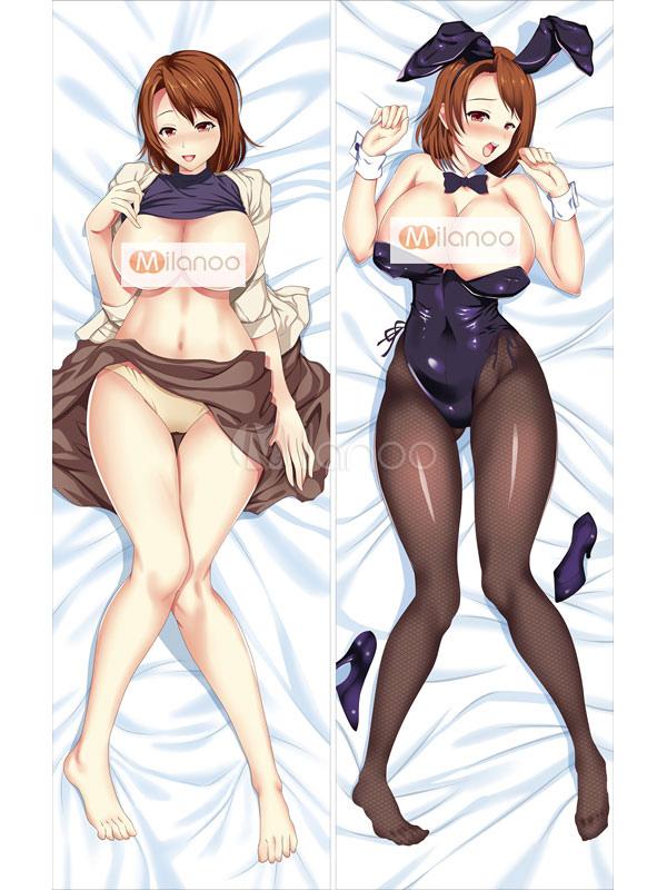 Anime Bunny Girl Kawaii Sexy Girl Pillowcase No 1