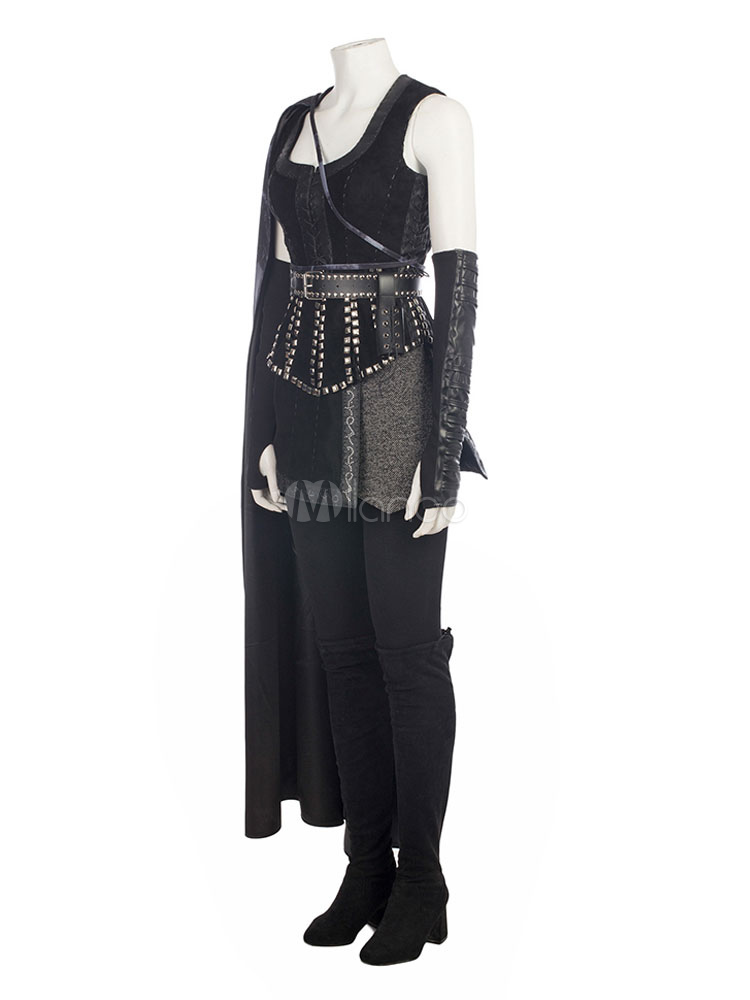 once upon a time evil queen regina mills halloween cosplay costume no3