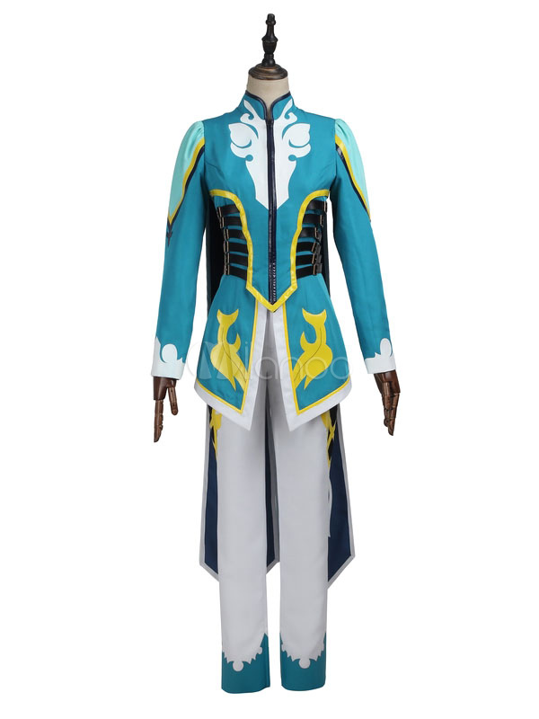Buy Tales Of Zestiria Mikleo Rpg Video Game Halloween Cosplay Costume for $143.99 in Milanoo store