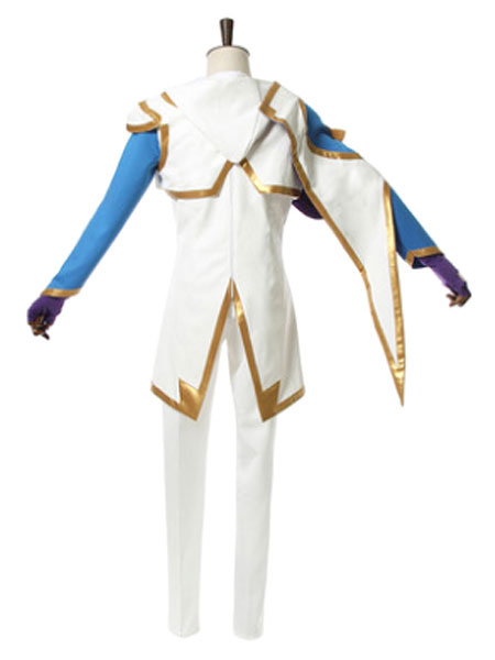 League of Legends LOL Star Guardian Ezreal Cosplay Costume Complete Outfit Suit