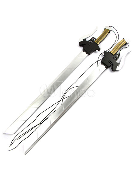 Attack On Titan Vertical Maneuvering Equipment Only Sword Cosplay Weapon