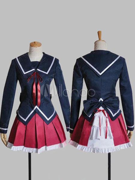 K Anime Kukuri Yukizome Halloween Cosplay Costume