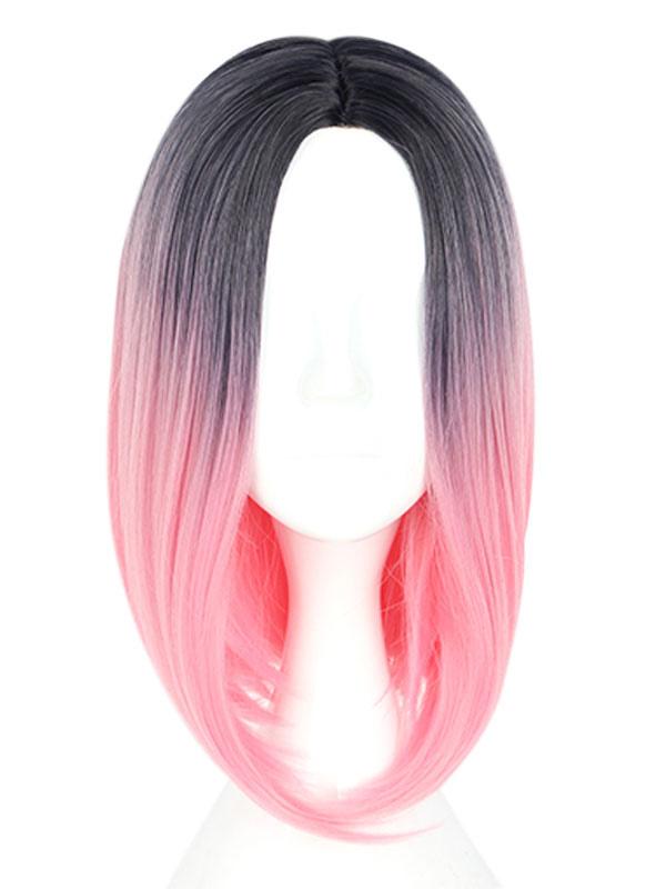 Anime Kawaii Girl Harajuku Style Pink Cosplay Wig