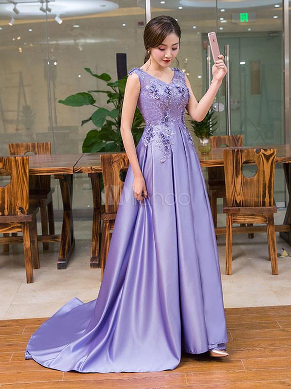 Hermosa El Gran Gatsby Vestido De Baile Inspiración - Vestido de ...