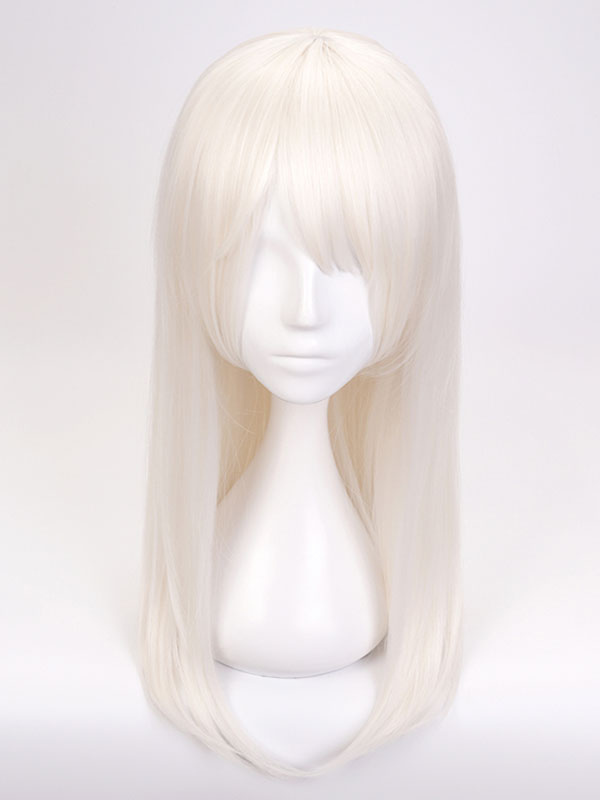 Fate Grand Order FGO Illya Halloween Cosplay Wig