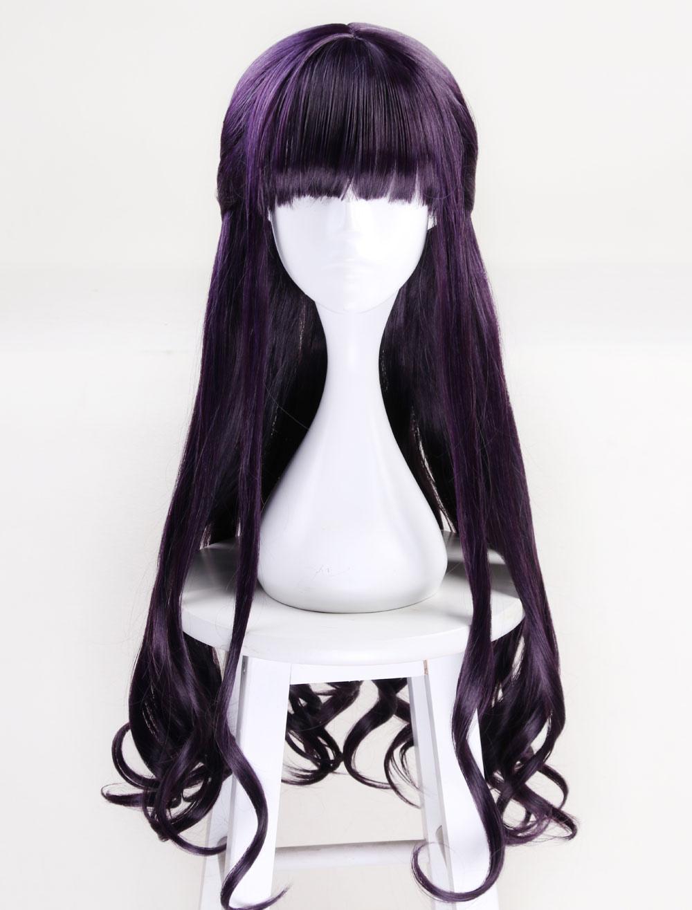 Cardcaptor Sakura Tomoyo Daidouji Cosplay Wig