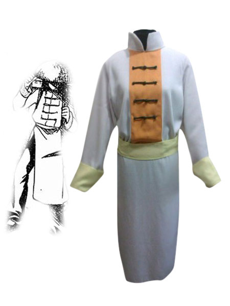 Buy Saint Seiya The Lost Canvas Libra Dohko Halloween Cosplay Costume for $105.29 in Milanoo store