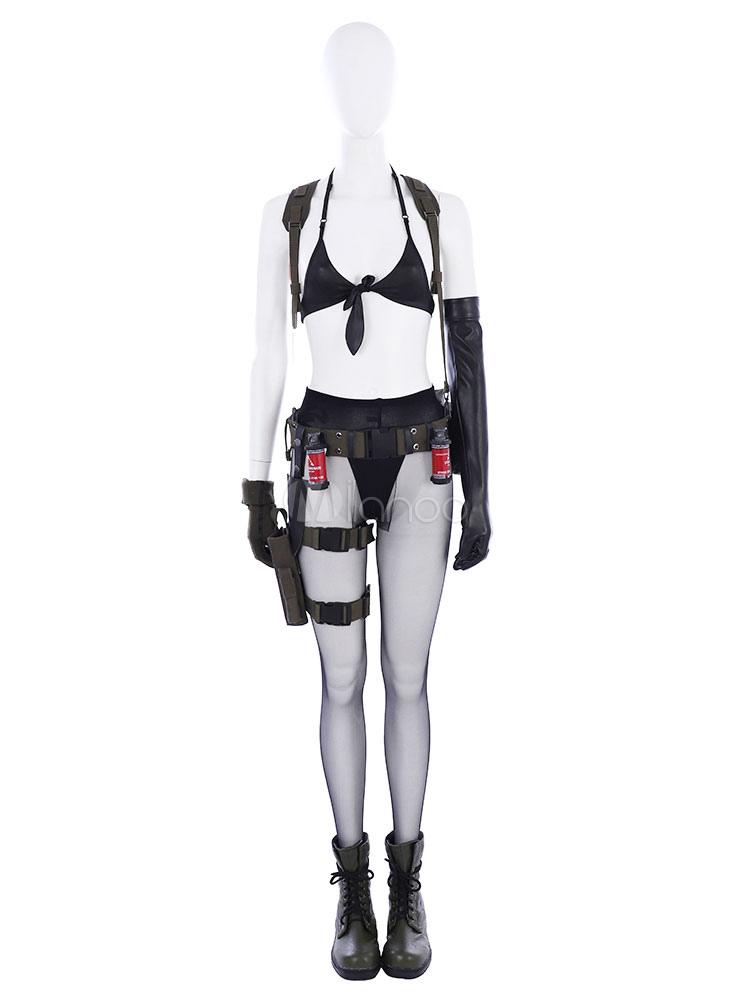The Quiet Disfraz Phantom Pain Halloween Metal De Solid V Gear Cosplay IDE29WHeY