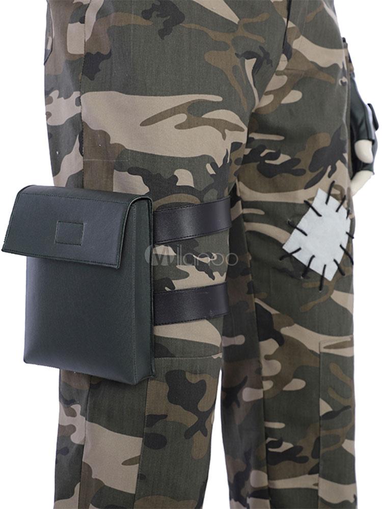 Male Commando Fortnite Halloween Cosplay Costume Milanoo Com