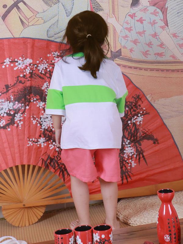 Spirited Away Chihiro Ogino Halloween Cosplay Costume For Kids Milanoo Com