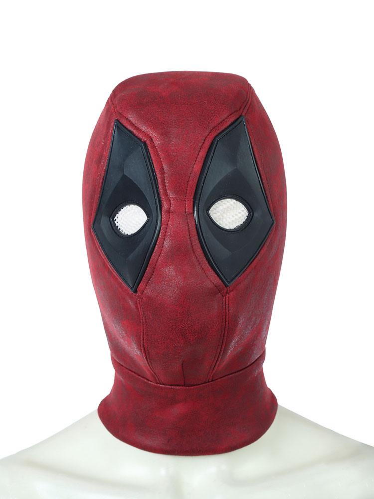 Deadpool 2 Wade Wilson Costume Halloween Cosplay sans arme ni chaussures
